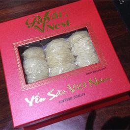 White Dried Royal Vnest 100gram